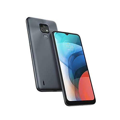 Motorola Moto E7 - Smartphone 32GB, 2GB RAM, Dual Sim, Mineral Gray