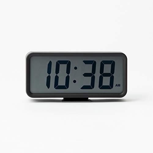 Muji Reloj, Negro, Mediano