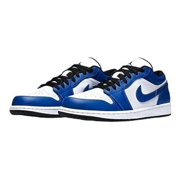 Jordan Air 1 Low  GS  for Kid s 553560 124 Sz 6.5y Blue