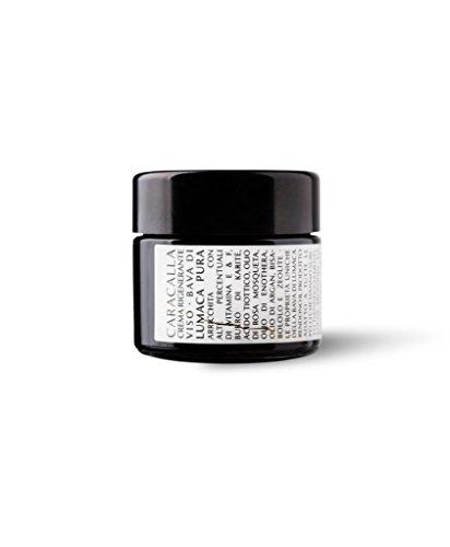 Caracalla Luxury Edition- Crema Rigenerante Viso - Bava Di Lumaca Pura, Vitamina E e F, Burro di Karitè – Pelli Delicate - Antirughe - Made in Italy 50ml