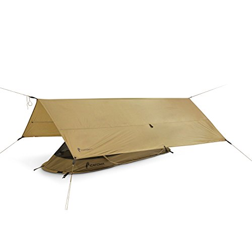 Catoma Gopher Tarp, Coyote Brown