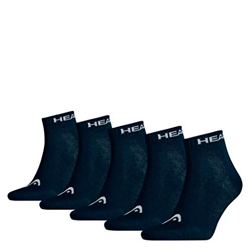 Head Quarter Unisex, Navy, 43/46, Pack Of 5