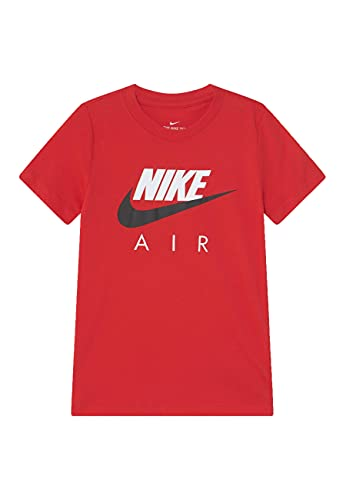 NIKE B NSW tee Air FA20 1 Camiseta, University Red, M niño