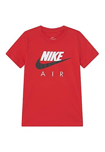 NIKE CZ1828-657 B NSW tee Air FA20 1 T-Shirt Boys University Red L