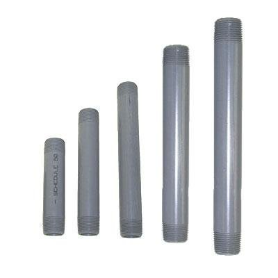Tubo vertical Longitud: 60 cm, PVC 1,91 cm para conexión a