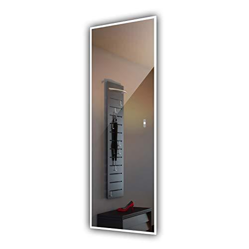 Artforma 60x80cm Espejo LED Iluminación Moderno baño