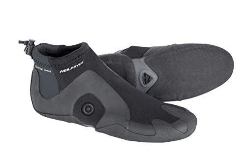 Neil Pryde Neoprenschuhe Rise Reef Split 2mm C1 black//grey 2020