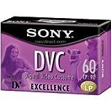 Sony DVM-60EX 60 Minuten Excellence Mini DV Videokassette -