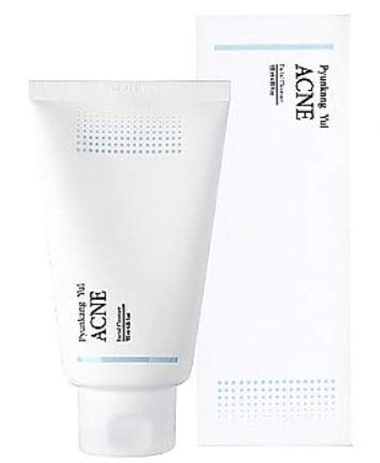 バルコニーしがみつく薄い[ Pyunkang yul ] Pyunkang Yul ACNE Facial Cleanser 120ml / アクネ フェイシャル クレンザー 120ml [並行輸入品]