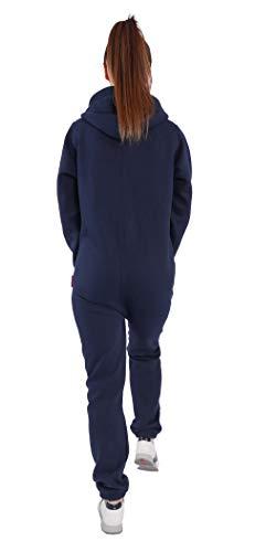 Finchgirl Damen Jumpsuit Overall Navy - 5