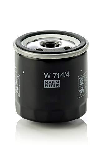 Original MANN-FILTER Ölfilter W 714/4 – Für PKW
