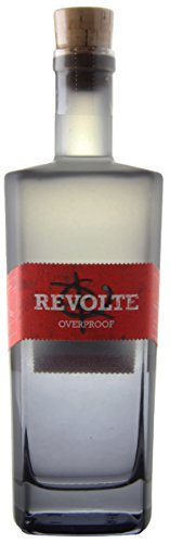REVOLTE Overproof Rum (1x500ml)