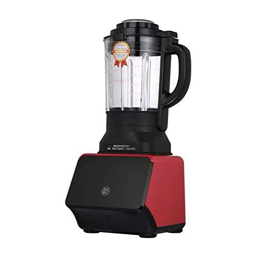 ALK Batidora de Vaso 1600W, 5 en 1 Batidora Multifuncional para Smoothie/Milk-Shake, Picador eléctrico, Molinillo, Sin BPA (1.75L),A