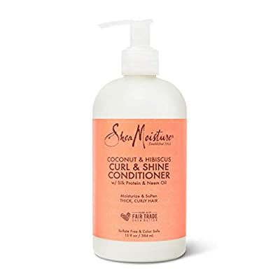 shea moisture curl and shine conditioner