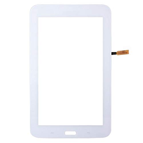 YUNSHUIVICC Touch Panel for Galaxy Tab 3 Lite Wi-Fi SM-T113 (Black) (Color : White)