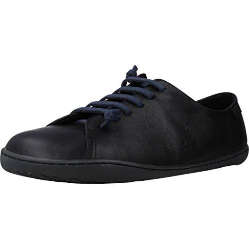 Camper Herren Peu Cami Sneaker, Schwarz (Black 1), 43 EU