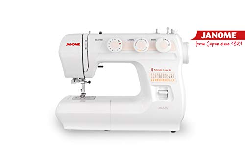 Janome - 3622S mecánica