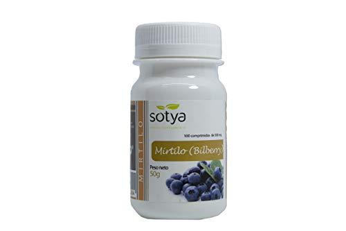 SOTYA - SOTYA Arándano 100 comprimidos 500mg