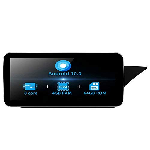 TOPNAVI 10.25Inch Car Head Unit for Benz E Class W212 2014 2015 RHD NTG4.5 Android 10.25 Auto GPS Navigation RDS 4G WiFi RDS Multimeida Audio Video