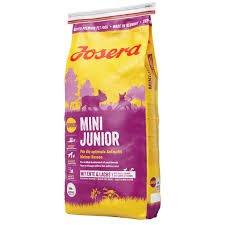Josera 10 Proben Hundefutter MiniJunior