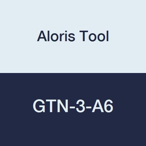 Aloris Tool National uniform free shipping GTN-3-A6 GT Style low-pricing Wedge-Lock Carbide Insert Cut-Off