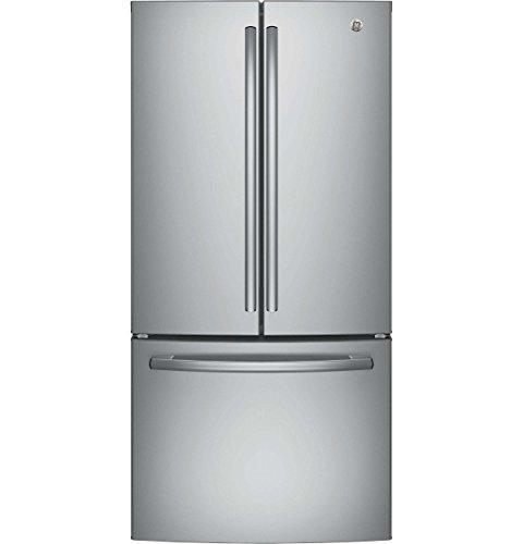 GE Appliances GWE19JSLSS, White
