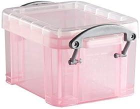 Echt Handige Box 0.14 liter-trans roze door Echt Handige Boxen