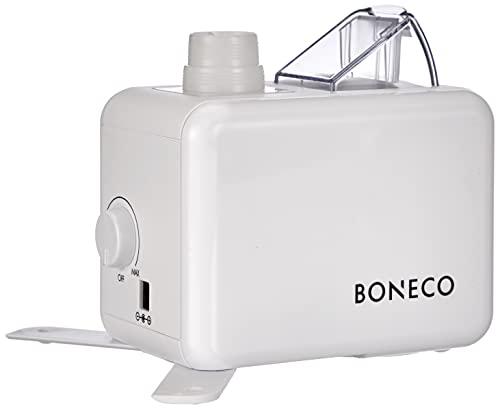 Boneco U7146, Humidificador Ultrasonico de Viaje, Blanco, 110 x 65 x 80 mm