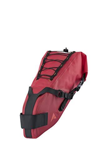 Altura Rot 2019 Vortex 2 Fahrrad-Satteltasche (One Size, Rot)