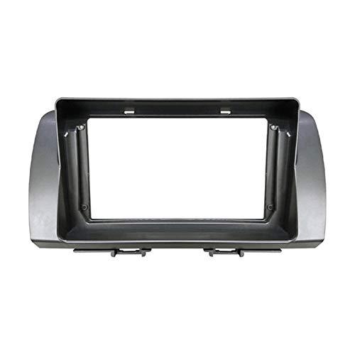 CLEIO Coche de 9 Pulgadas Audio Stereo 2DIN FASTICA FAMISE para Toyota BB Subaru Dex COO/Materia Big Pantalla DVD DVD Player Frame