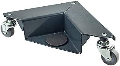 Pake Handling Tools - Corner Mover 3 Wheel Dolly- Low Profile Wheel Dollies Set of 4-1320 lb. Load Capacity