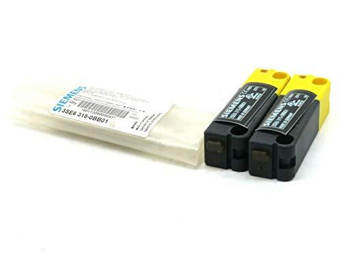 Siemens SIRIUS–Schalter Sicherheit RFID kontaktlose rechteckig 25x 91mm M12