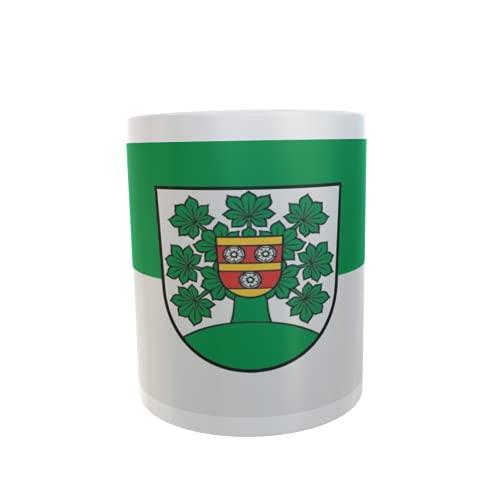 U24 Tasse Kaffeebecher Mug Cup Flagge Gardelegen OT Zichtau