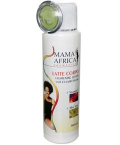 Mama Africa Latte Corpo Lightening Lotion 500 ml