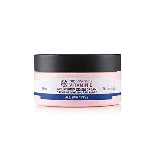 The Body Shop Vitamin E Nourishing Night Cream All...