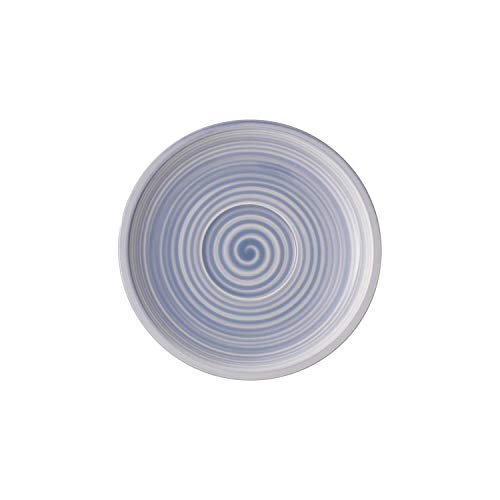 Villeroy & Boch Artesano Nature Bleu Sous-tasse, 16 cm, Porcelaine Premium, Bleu