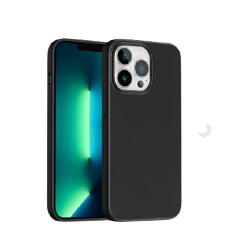 NC teléfono móvil funda protectora iPhone 13 Pro Max silicona magnética teléfono cubierta a prueba de golpes moda luz