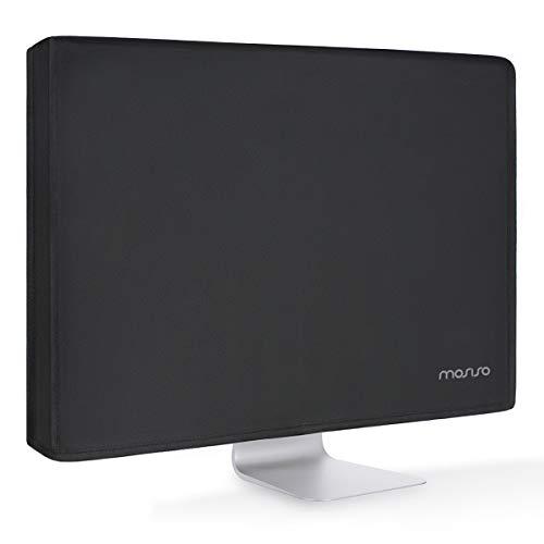 MOSISO Monitor Hülle Bildschirm Hülle 26, 27, 28, 29 Zoll Anti-Statik LCD/LED/HD Display Staubschutz Hülle Kompatibel mit 26-29 Zoll iMac, PC, Desktop Computer und TV, Schwarz