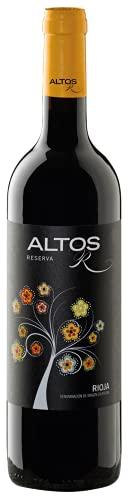Altos de Rioja Reserva, Vino Tinto, 1 Botella, 75 cl