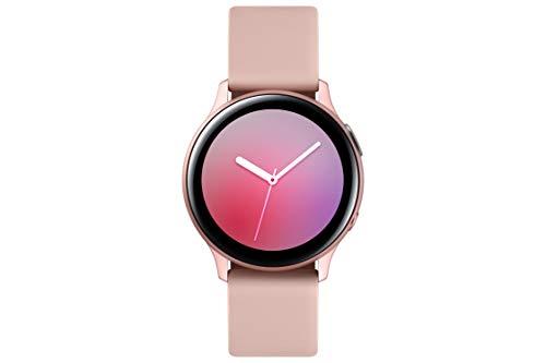 Samsung SM-R830NZDAPHE - Galaxy Watch Active 2 - Smartwatch de Aluminio, 40mm, color Rose Gold, Bluetooth [Versión española]