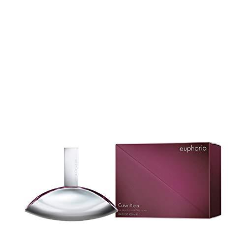 Calvin Klein Euphoria - Agua de perfume para mujer, 100 ml
