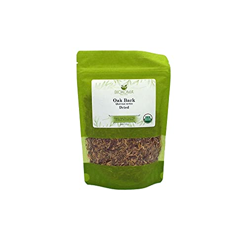 Best oak bark tea