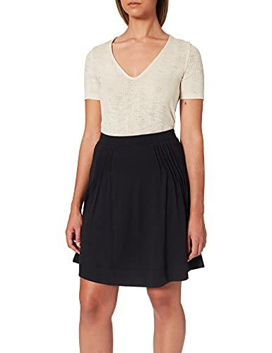 Esprit 061ee1d305 Falda, Negro, S para Mujer