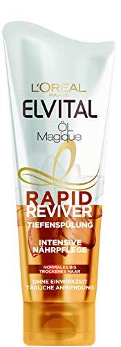 L'Oréal Paris Elvital Rapid Reviver Öl Magique Tiefenspülung 3er pack(3 x 180 milliliters)