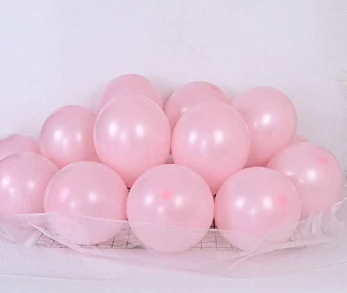 ZIYUME Party Ballonnen 10 Inch Dikke Latex Matte Ballonnen (100 stks), Multi-Color Party Ballonnen, Gevuld met Helium of Lucht, voor Verjaardag Ballonnen, Arch Accessoires, Bruiloft Decoraties