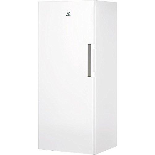 Indesit UI4 1 W.1 Congelatore Verticale a Libera Installazione, F, 186 L, Bianco