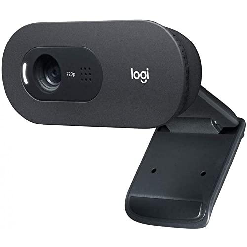 Logitech C505e Business Webcam for Video Calling Apps