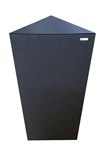 GIK Acoustics 700461538509Tri trampa trampa de graves–negro