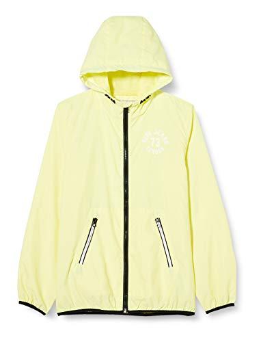 Pepe Jeans Alder Giacca, Giallo (010acid Yellow 010), 12-13 Anni (Taglia Produttore: 12) Bambino