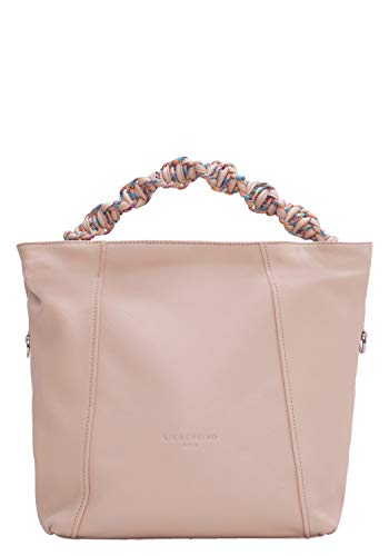 Liebeskind Mode Accessoires Tasche SCUHobo M rosa 619260